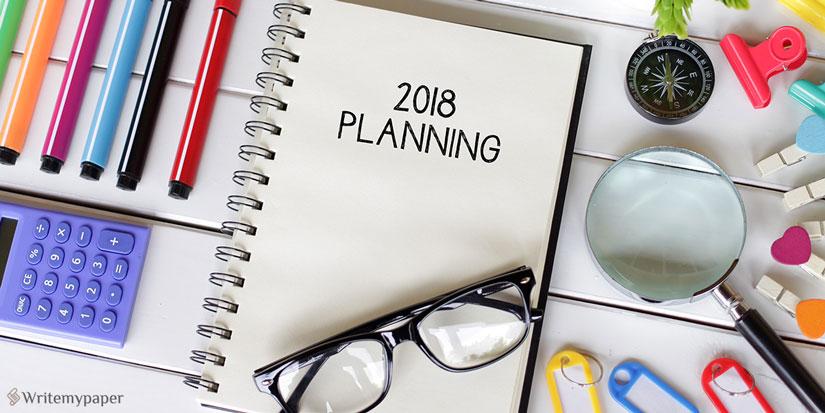 Student 2018 Plan